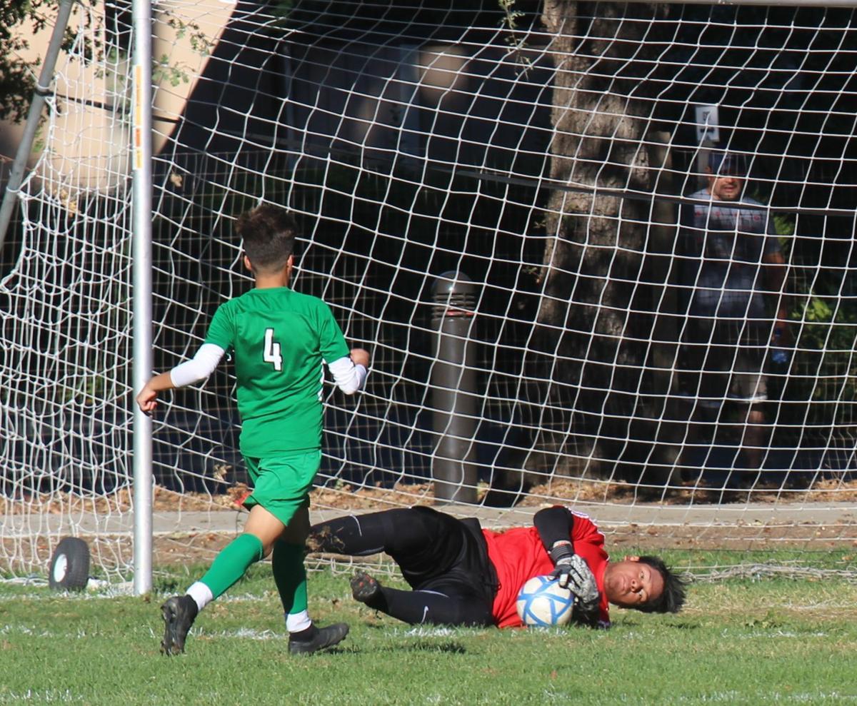 Calistoga boys soccer