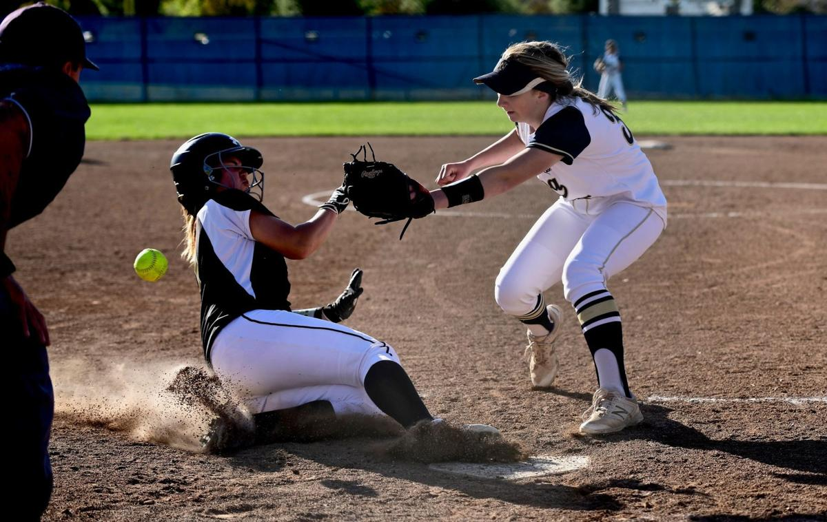 American Canyon at Napa High softball