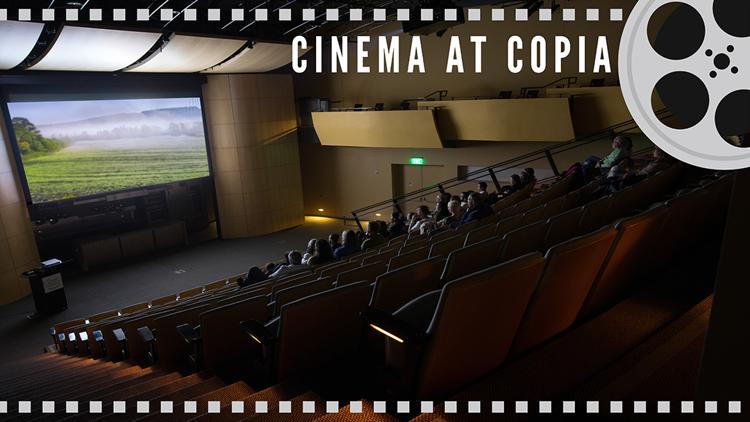 Cinema at Copia