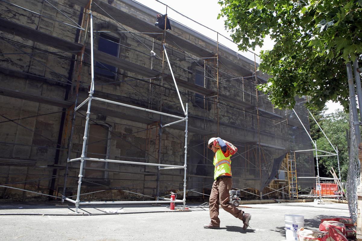 Borreo Building renovation