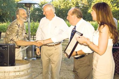 Honoring the Ag Preserve founders, looking to the future