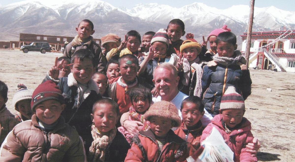 International humanitarian Dick Grace