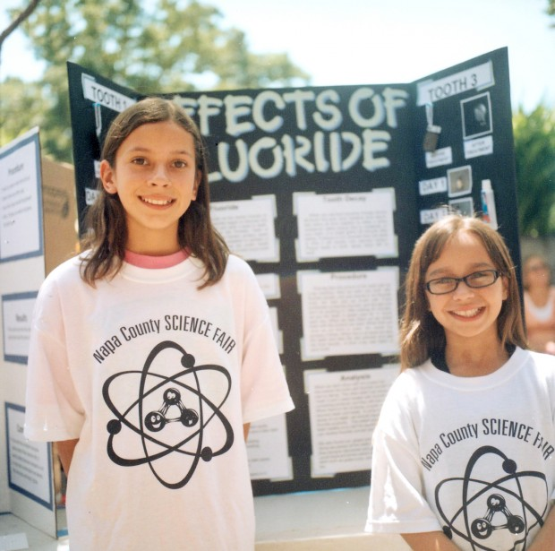 Napa County Science Fair highlights projects from local fifth and sixth graders