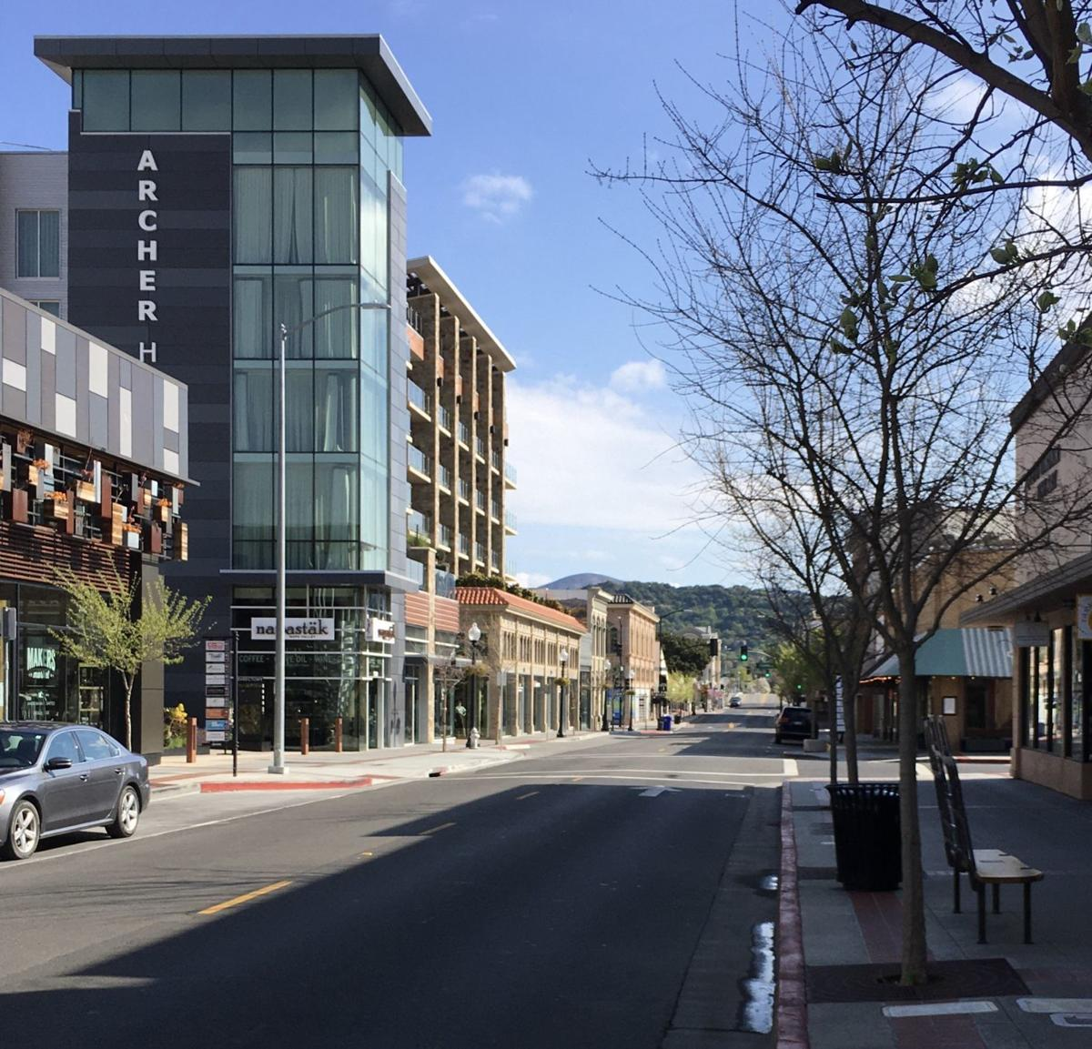 Downtown Napa