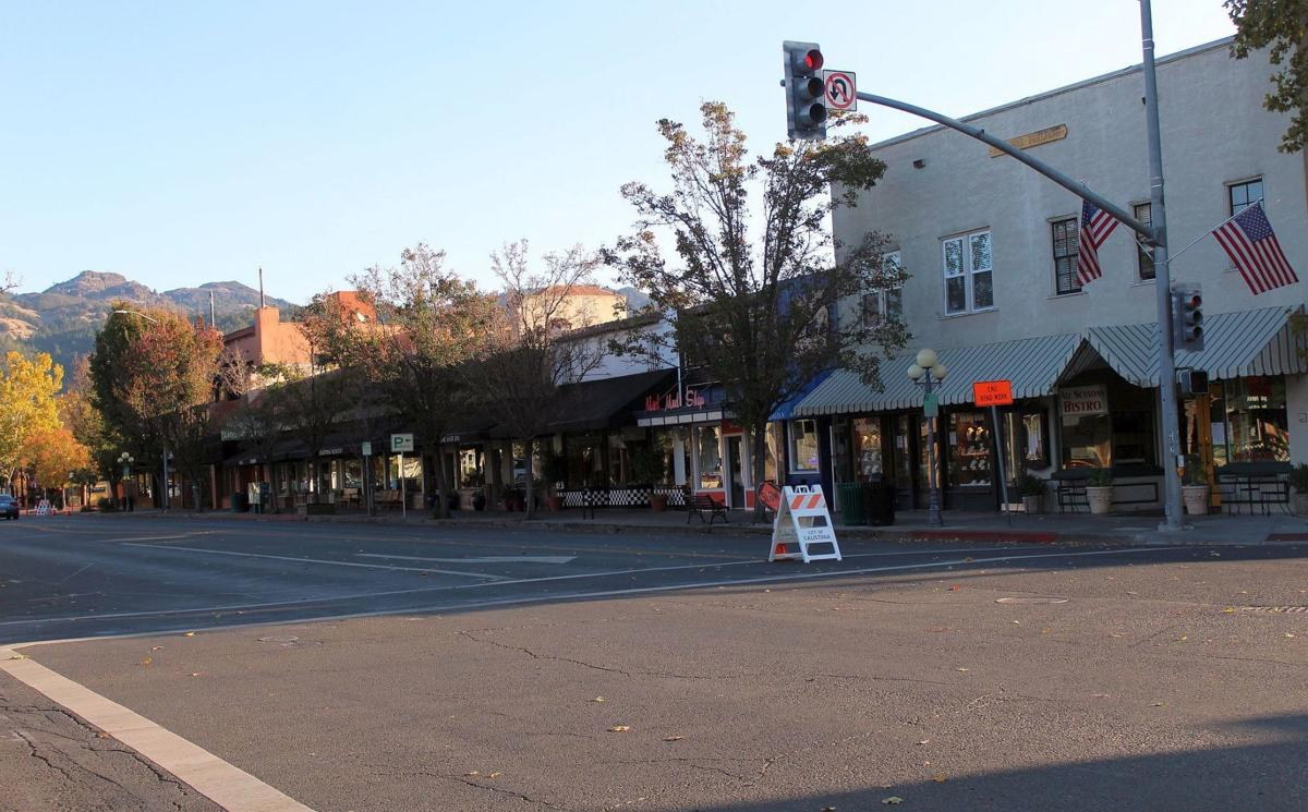 Downtown Calistoga (copy)