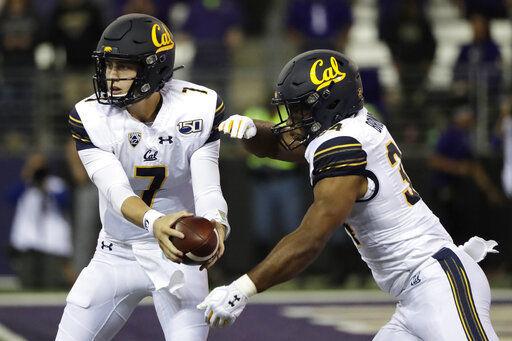 California pulls off stunner, beats No. 14 Washington 20-19