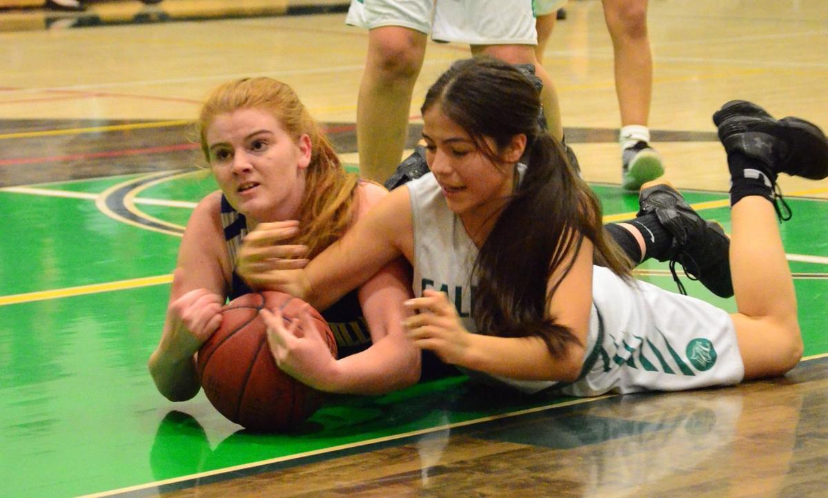 Calistoga Girls Basketball