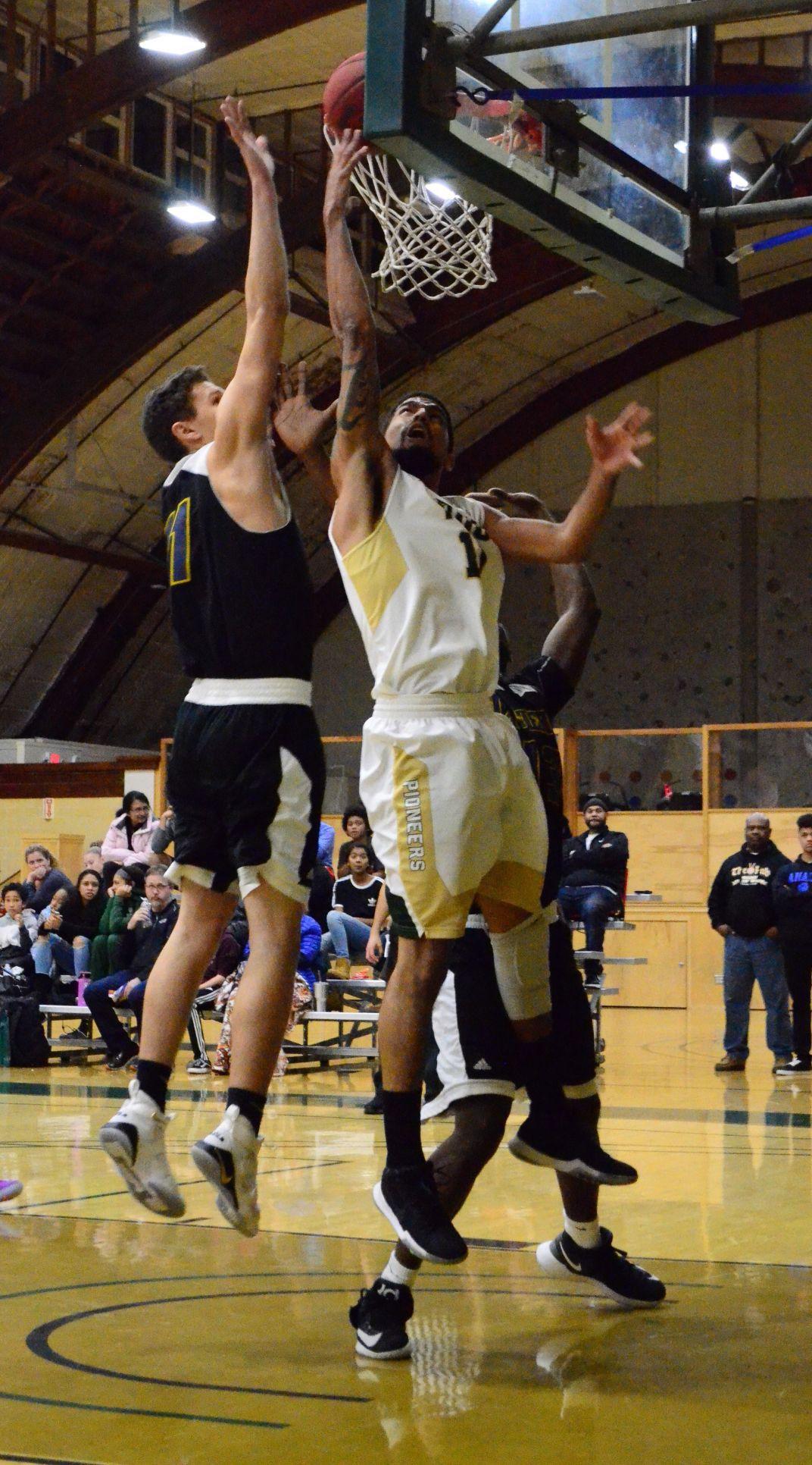 Pacific Union College Men's Basketball