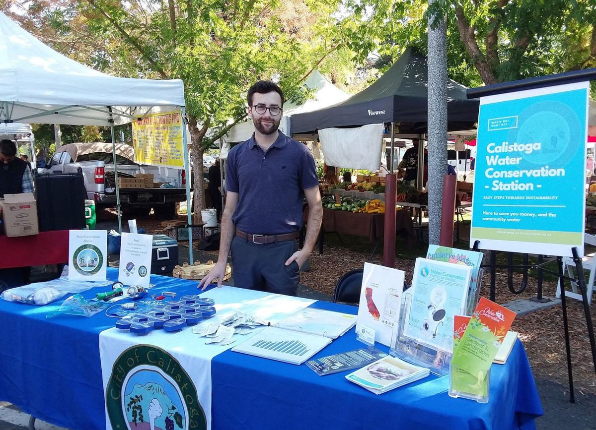 Calistoga Water Conservation Specialist