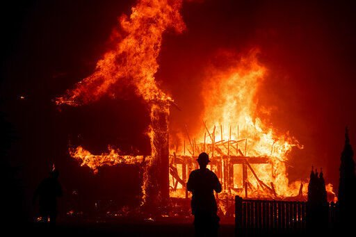 Officials: PG&E equipment sparked deadly California wildfire