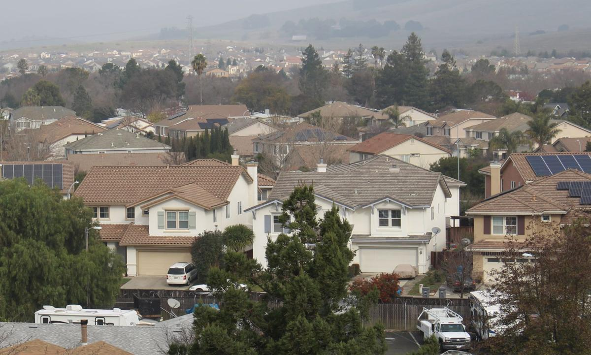 Houses in American Canyon