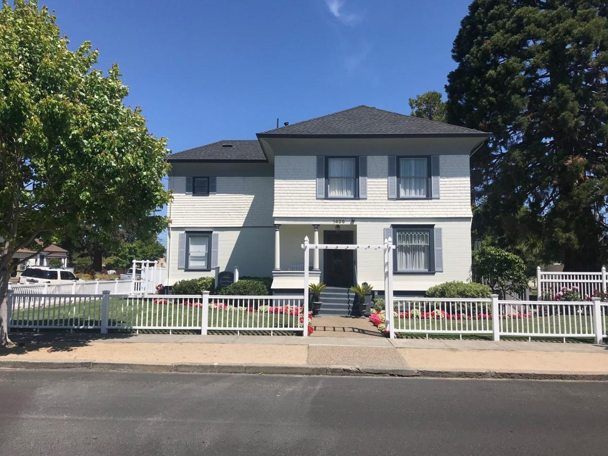 The Arbor Guest House in Napa is located at 1436 G St.