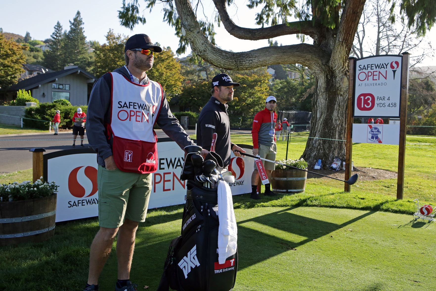 Americans dominate PGA season opener