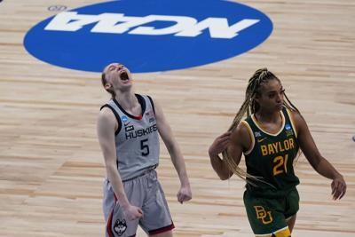 NCAA Baylor UConn Basketball