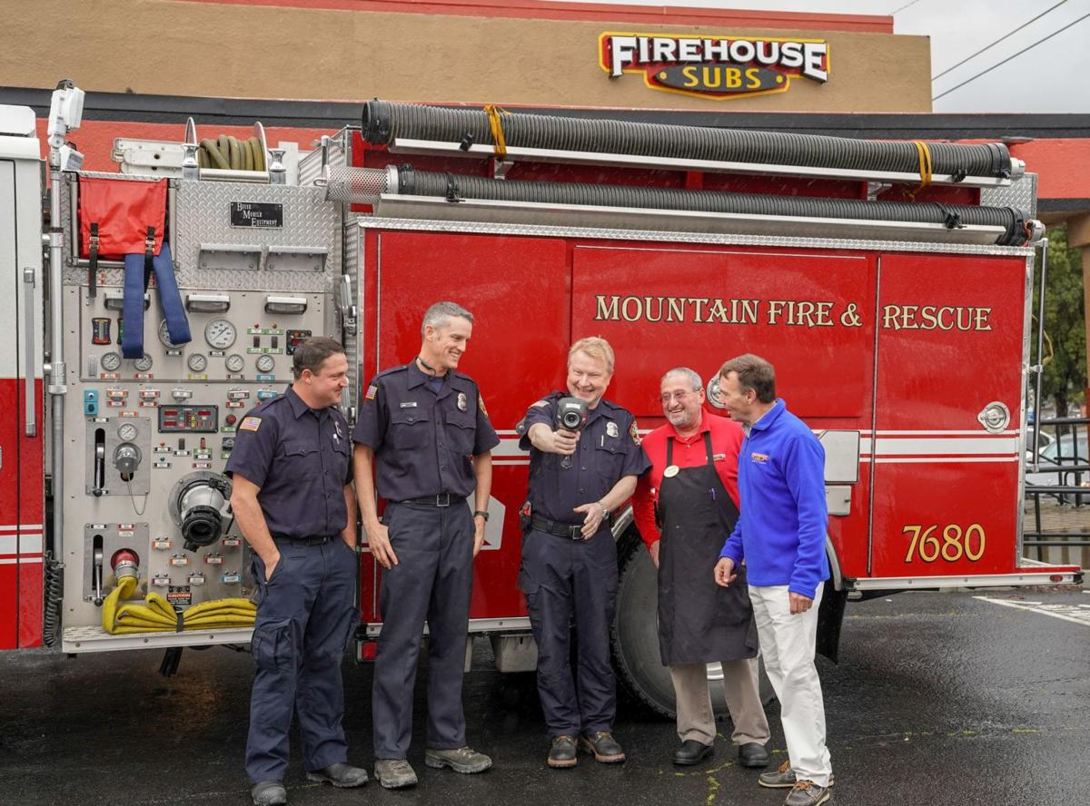 Mountain View Fire Fighters
