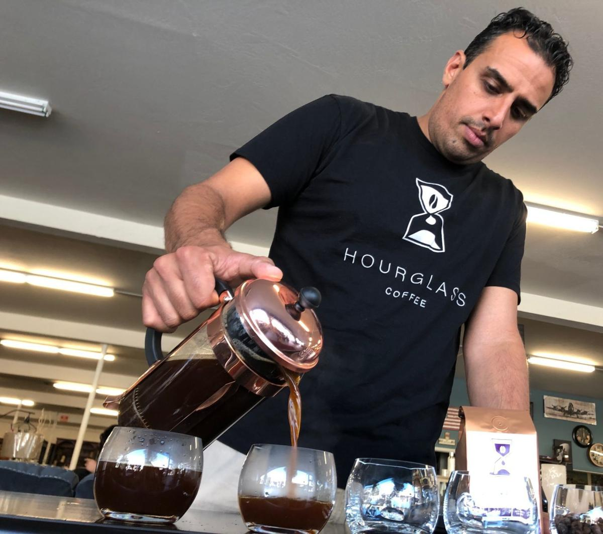 Hourglass Coffee Company launches