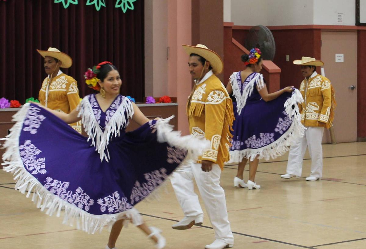 Ballet Folklorico at Celebration of Life