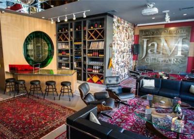 JaM Cellars tasting room