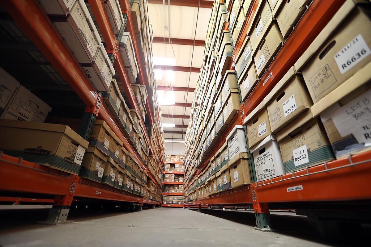 Digitizing Records
