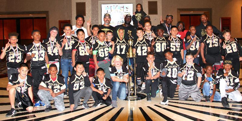 American Canyon Junior Wolves football