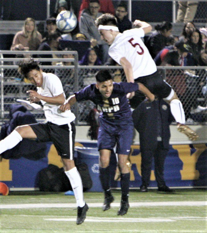 Big Game boys soccer