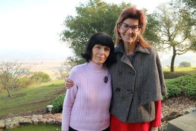 Beverly Wendel, Monica Stevens