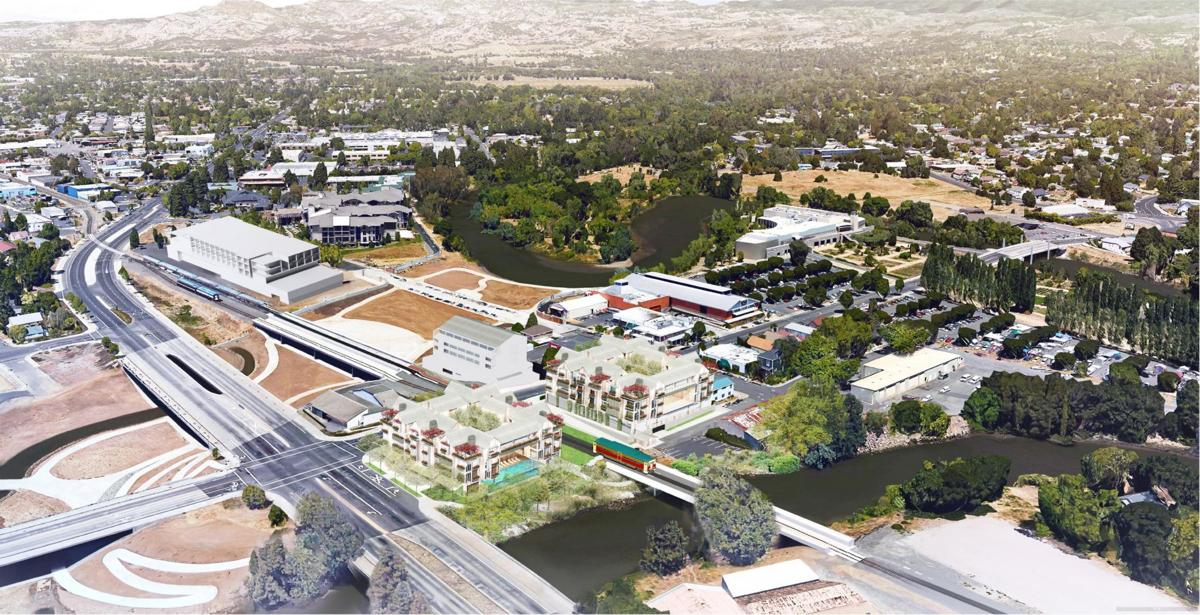 Hotel planned for Napa's Oxbow district
