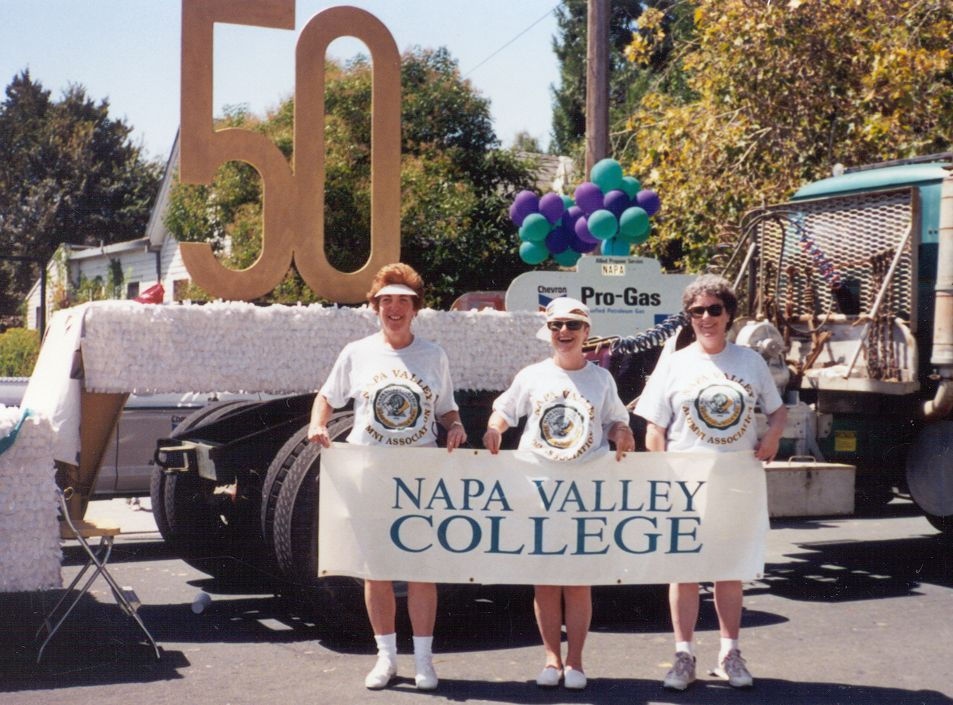 Founded during World War II, Napa Valley College celebrating