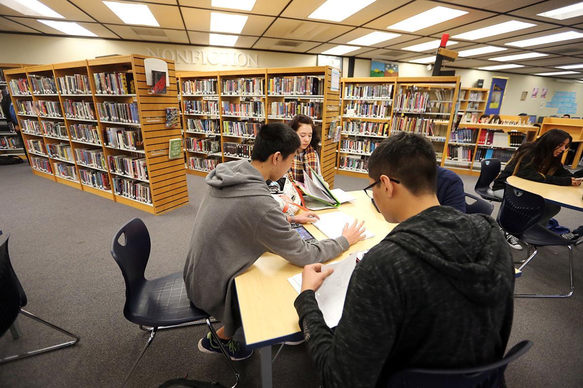 Napa High School Library