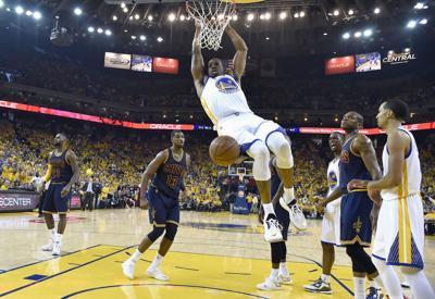 NBA Finals Cavaliers Warriors Basketball
