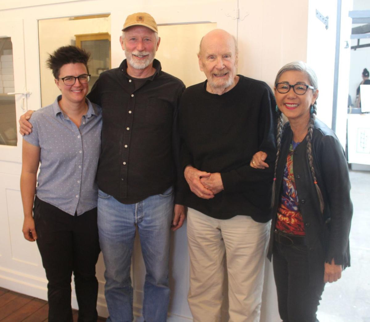 Chelsea Radcliffe, Richard Carter, Richard Larson, Susan Kim