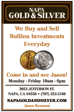 We buy and sell bullion investments