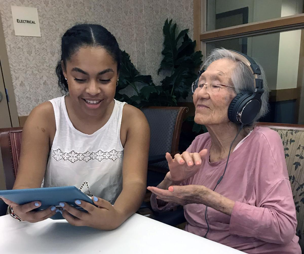 Supporting older adults