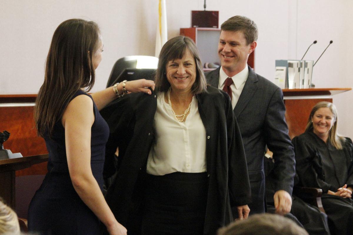 Judge Cynthia P. Smith