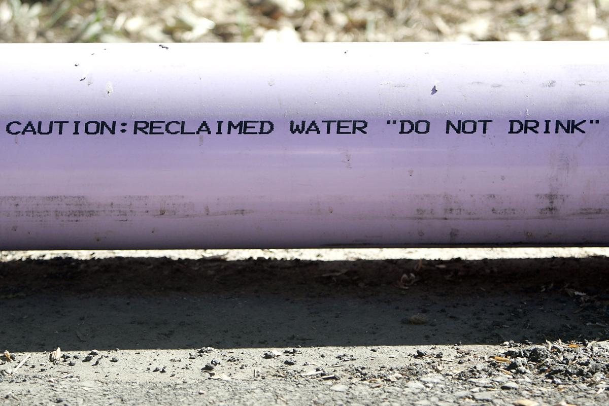 Reclaimed Water Pipeline