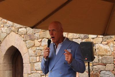 Dario Sattui Castello