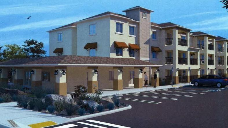 New Apartments In American Canyon