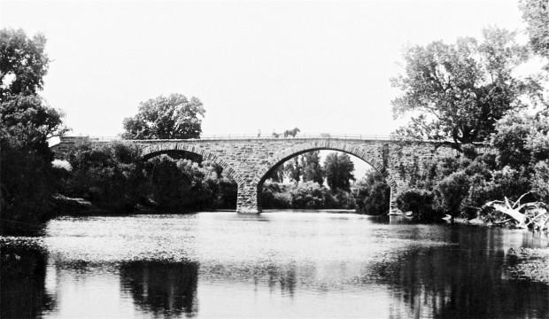 Putah Creek Bridge