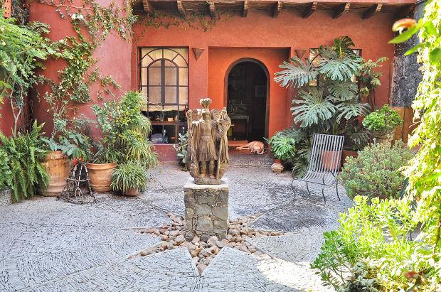 San Miguel De Allende A Colonial Gem In The Heart Of Mexico