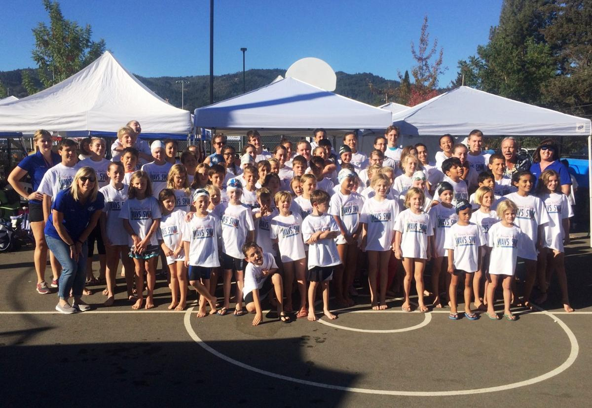 Endless summer classic a success for waves st helena - Waves swimming pool baulkham hills ...