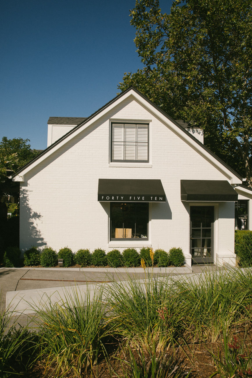 Forty Five Ten has opened on Washington Street in Yountville