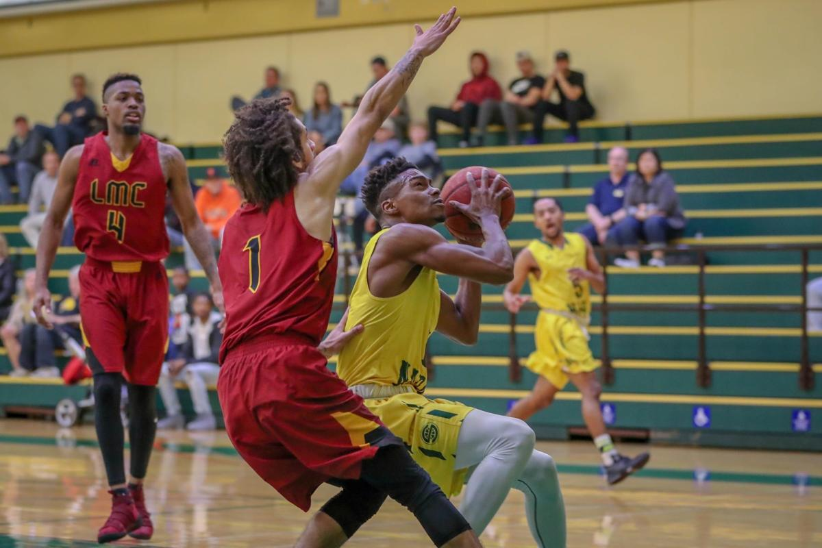 Napa Valley College men's basketball