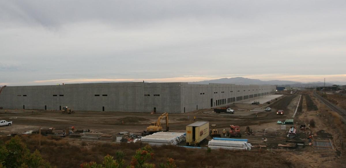 Napa Logistics Park Phase 1
