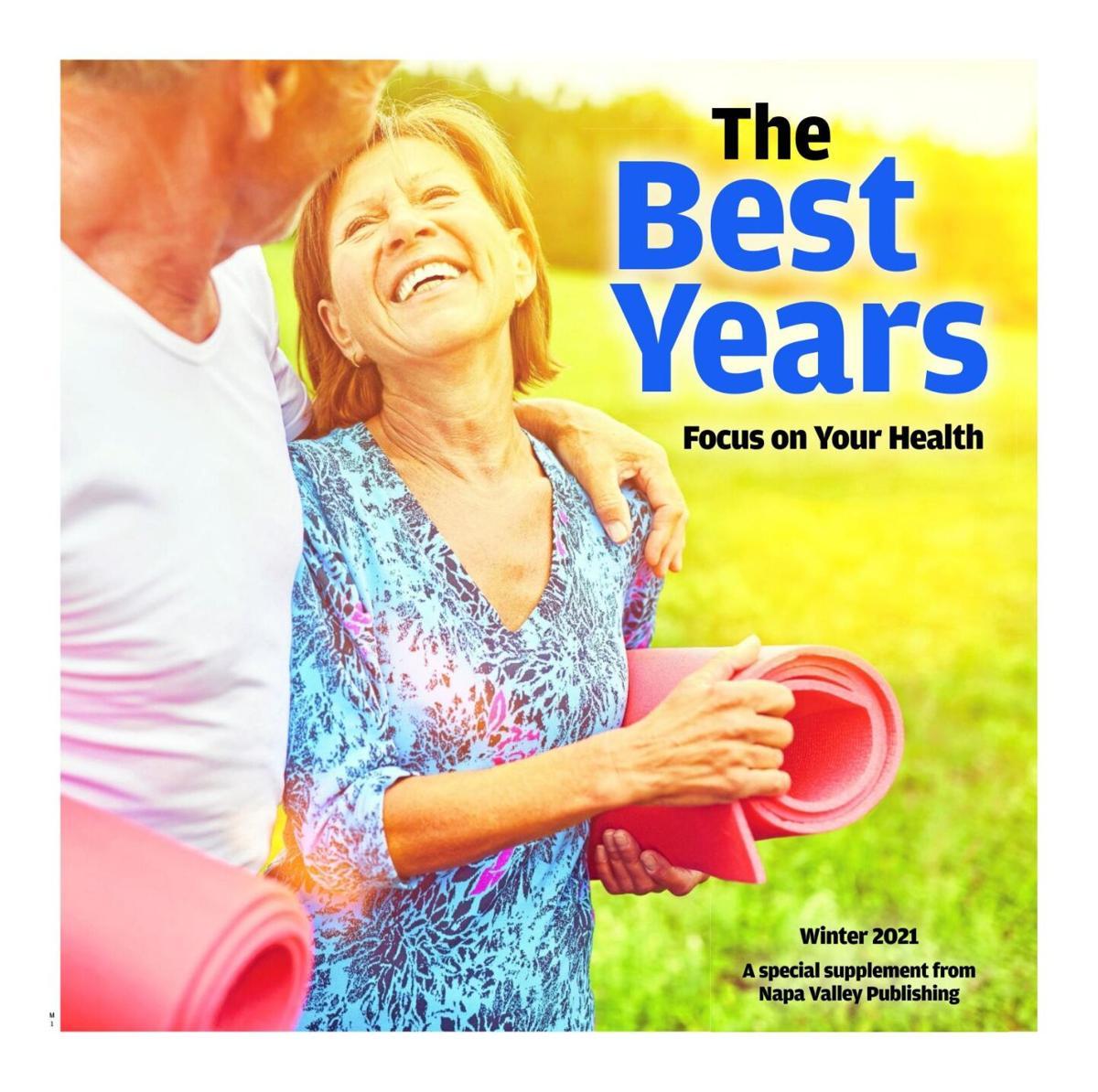 Napa Valley Register Best Years 2021
