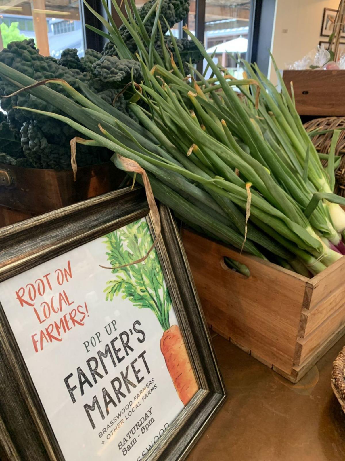 Brasswood Farmer's Market