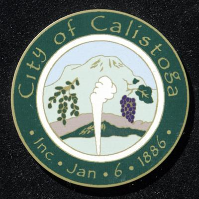 Calistoga City Logo