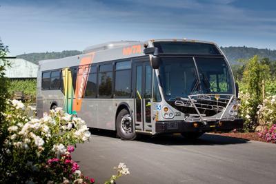 Vine bus, new type