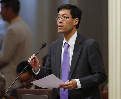 California lawmaker sued for blocking critics' Twitter feeds
