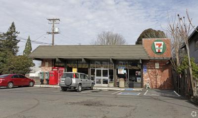 7-Eleven store at 1136 Imola Ave. in Napa.