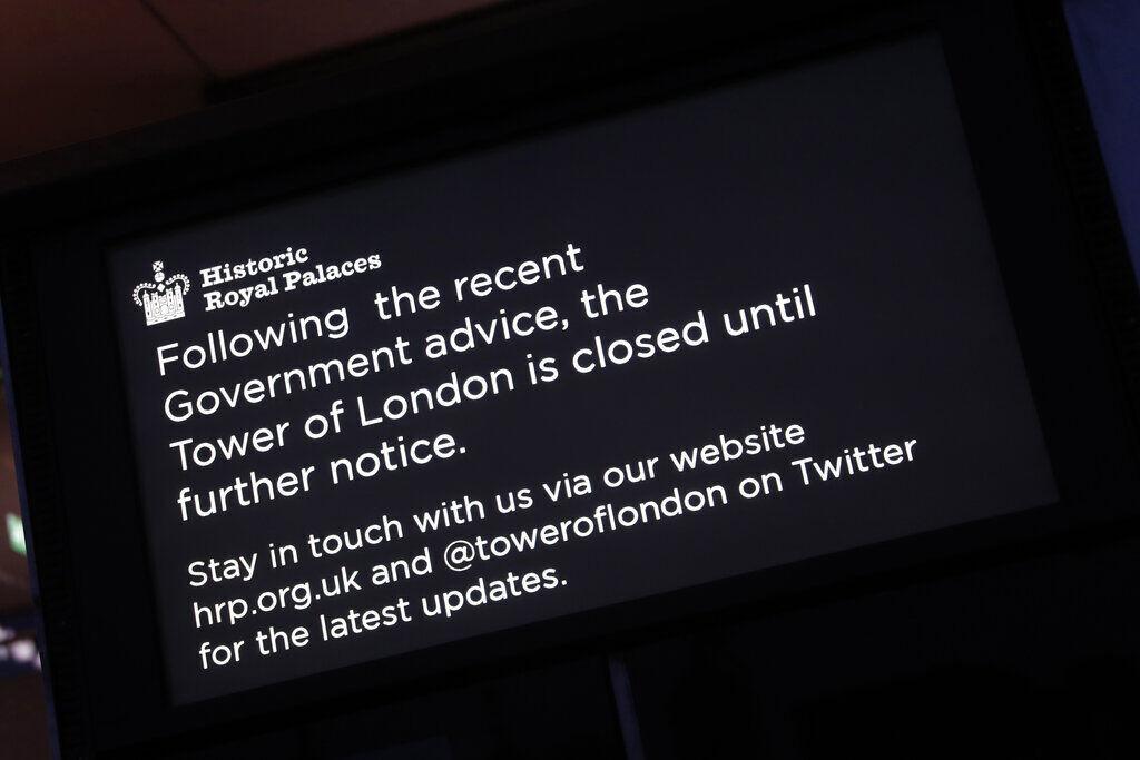 London Beyond the Pandemic - Tourism